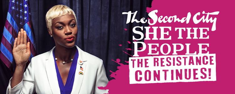She the People: The Resistance Continues!