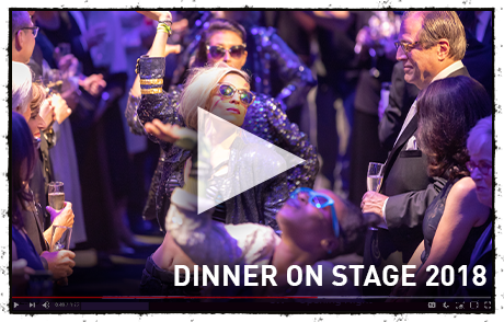 Dinner on Stage 2018